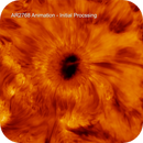 Sunspot AR2768 Animation - Digging out the details,                                Eric Coles (coles44)