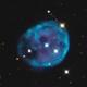 NGC 246 Skull Nebula,                                Jerry Macon