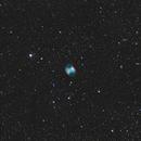 M27 - Dumbbell Nebula,                                SerAlbi