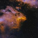 IC5070 HA-OIII,                                Stéphan & Fils