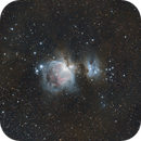 Messier 42 - ic434,                                Le Mouellic Guill...