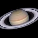 Saturn: a week before opposition,                                Darren (DMach)