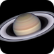 Saturn: a week before opposition,                                Darren (DMach)