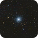 Hercules Globular Cluster (M13) (wide field),                                HenrikE