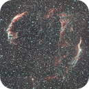 Cygnus Veil - 175 120secs unguided subs taken on the night of the 2nd of July,                                Stefano Ciapetti