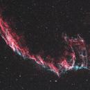 Veil Nebula (Canon EOS Ra),                                Trevor Jones