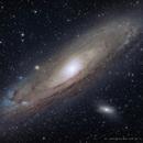 M31,                                Chao-Nien Tsao