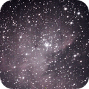 NGC 281 - Pac Man Nebula,                                dpbal67