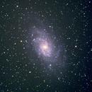 Triangulam Galaxy,                                ckrege