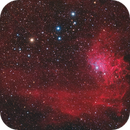 IC405 - Flaming Star Nebula,                                Victor Van Puyenbroeck