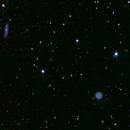 Nebulosa del Buho y M108,                                rubgonmar