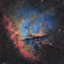 NGC281  The Pacman Nebula,                                Atsushi Ono