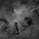 The heart of the Heart Nebula,                                Gauthier Vasseur