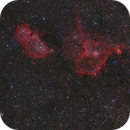 Soul, Heart and Double Cluster of Perseus,                                Giorgio Ferrari
