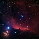 IC434 - Horsehead nebula in Orion,                                Mataratzis