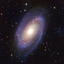 M81 - A Backyard Bode's Galaxy,                                wadeh237