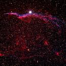 NGC 6960 - Nebulosa Velo ,                                AstroIronMan