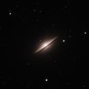 Sombrero Galaxy,                                Filip Krstevski / Филип Крстевски