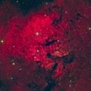 Sh2-171 in HaLRGB (NGC 7822),                                Greg Nelson