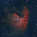The Packman Nebula - NGC 281,                                G. Caleb Sexton