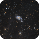 NGC 7753 (Arp 86) and wisps of IFN,                                DetlefHartmann