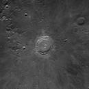 Moon: Celestron C5,                                Andrew Burwell