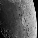 Mare Fecunditatis and Langrenus,                                astropical