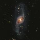 NGC 3718,                                Christoph Lichtblau