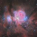 M42 - Orion Nebula,                                Dennis Sprinkle