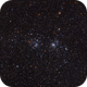 Double Cluster,                                David Hickey