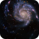 M101/Pinwheel Galaxy,                                John Kroon