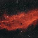 NGC1499 - The California Nebula,                                Splitfinity