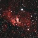 NGC7635 Bubble Nebula,                                dranzaz