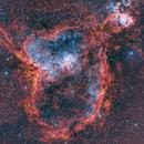 IC1805 Heart Nebula,                                Reinhold Wittich