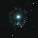 Cat's Eye Nebula,                                Comatater