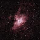 M16 Nebulosa da Aguia  20-06-2020,                                Wagner