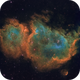 IC 1848 - Soul Nebula,                                mr1337