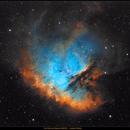 The Pacman Nebula NGC281 – Hubble Palette,                                Bogdan Jarzyna