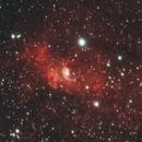 Bubble Nebula Wide Field,                                star-watcher.ch