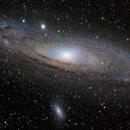 M31 Andromeda Galaxy,                                Sjon de Mol