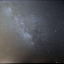Via Láctea desde Úbeda,                                Juan Luis