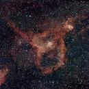 Heart and Soul Nebulae,                                Ray Heinle