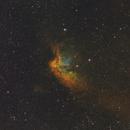 NGC7380 - Wizard Nebula,                                Elvie1