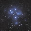 M45 - Pleiades,                                Sébastien Kesteloot