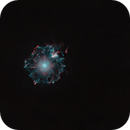 Cat's Eye Nebula starless,                                pete_xl