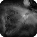 M42 (Orion Nebula) First Attempt,                                Nathaniel Fuller