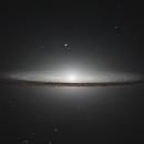 Messier 104 - A Hubble Telescope Mosaic,                                Dean Jacobsen