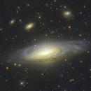 NGC 7331,                                Máximo Bustamante