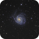 Pinwheel Galaxy,                                Jacek Bobowik