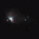 M42 - Nébuleuse d'Orion,                                Galanionn